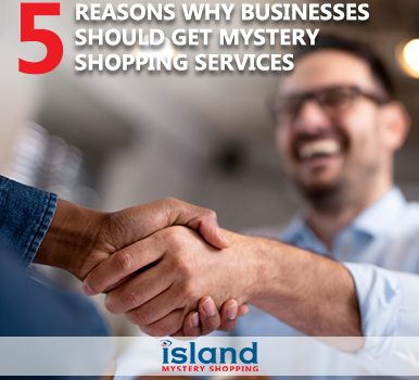 5 Reasons To Use Mystery Shoppers service For Your Business