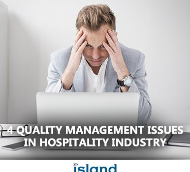 quality management issues in hospitality industry