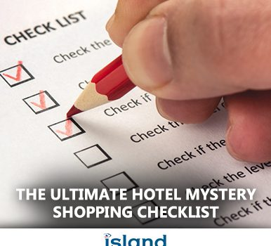 The Ultimate Hotel Mystery Shopping Checklist