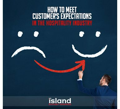 customer expectations in hospitality