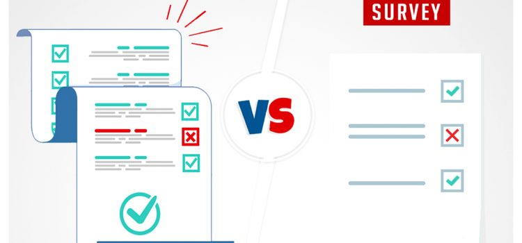 Customer satisfaction survey vs Mystery Shopping